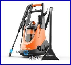 Nettoyeur haute pression, Station, lavage, multifonctions, 1400W, Clean