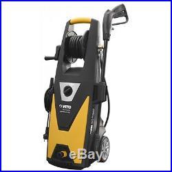 Nettoyeur haute pression VITO 165 bar 1800W moteur à induction débit max 7.2L/mi