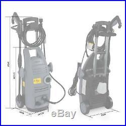 Nettoyeur haute pression VOLTR 135 bars 1900W + set d'accessoires, avec