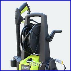 Nettoyeur haute pression VOLTR 165 bars 2200W + set d'accessoires complet