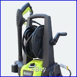 Nettoyeur haute pression VOLTR 165 bars 2200W + set d'accessoires complet, roul