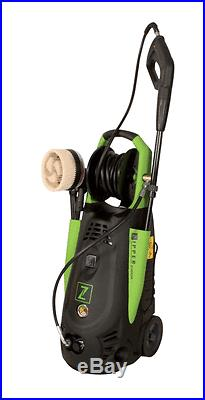 Nettoyeur haute pression ZIPPER ZI-HDR230 nettoyant de 150 bar 3Kw brosse