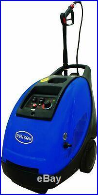 Nettoyeur haute pression à eau chaude monophasé Renson 130 Bars 10 Litres / Minu