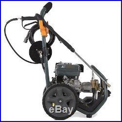 Nettoyeur haute pression à essence 208 cc 8CV 4600PSI Greencut