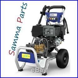Nettoyeur haute pression à essence Annovi Reverberi AR 1475, moteur à essence Lo