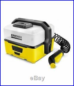 Nettoyeur haute pression de pression pour batterie Karcher OC 3
