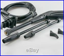 Nettoyeur haute pression électrique moteur à induction 1 800 W 165 Bar