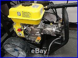 Nettoyeur haute pression essence thermique Lavor 200 bar Not Karcher