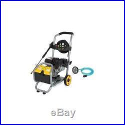 Nettoyeur haute pression et pompe thermique 173bars 60oC + SET Powerplus