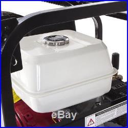 Nettoyeur haute pression moteur essence 20cv 331 BAR 4800PSI -Greencut