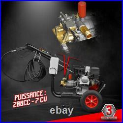 Nettoyeur haute pression thermique 240 bars 7HP BRICK -BHP170-240-74209346