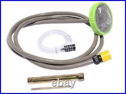 Nettoyeur haute pression thermique à essence Façade Mur Piscine 6,5 CV / 6,5 HP