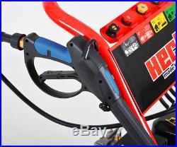 Nettoyeur thermique haute pression 210 bars Hecth