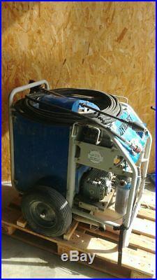 Nettoyeur très haute pression DYNAJET 500 bars de 2014