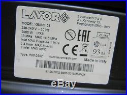 Nettoyeurs Haute Pression Lavorwash 8,105, 0002 XXL 24 Facture Y03800