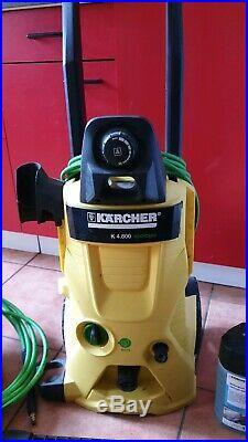Nettoyeurs haute pression karcher k 4800 vendu avec le nettoyeur sol t350