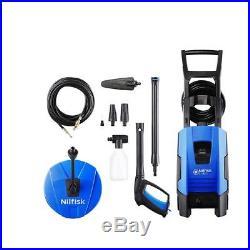 Nilfisk 128471164 C 135.1-8 PCAD Nettoyeur Haute Pression, 1800 W, 240 V, Bleu