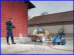 Nilfisk Alto MC 5m-220 / 1130 FA eau froide nettoyeurs haute pression