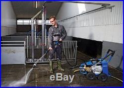 Nilfisk Alto MC 8p-160/2500 ST eau froide nettoyeurs haute pression 301002619
