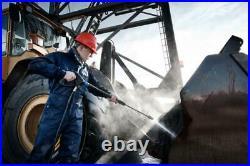 Nilfisk Alto Nettoyeur haute pression eau froide 3.3kW 150bar 650l/h enrouleu