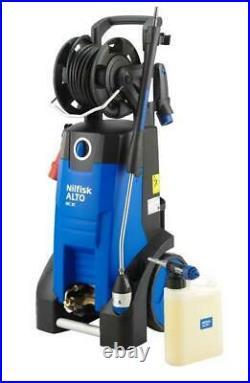 Nilfisk Alto Nettoyeur haute pression eau froide système de détergent 150bar 6