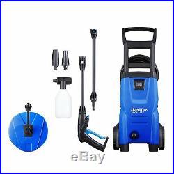Nilfisk C120.7-6 PC Nettoyeur haute Pression Eau a Bleu Classe deficienciaA