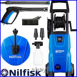 Nilfisk C125.7-6 X-Tra Haute Pression 125 BAR Nettoyage de Terrasse Nettoyeur à