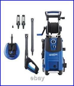 Nilfisk Nettoyeur haute pression 190 bar 650 L/h Premium 190-12 Power (EU)