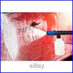 Nilfisk Nettoyeurs Haute Pression D 140.4-9 P X-Tra avec Nettoyant de Surface