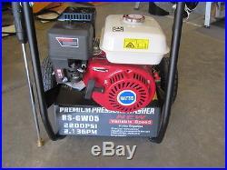 Petrol Nettoyeur Haute Pression 150Bar(2200PSI) nettoyeur haute pression