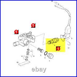 Piston Complet Pour Remplacement Pour Nettoyeur Haute-pression Karcher 45531