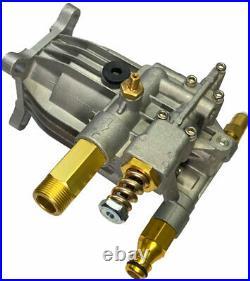 Pompe Pour 6,5 7 Ch Nettoyeur Avec Benzin Moteur Max. 220 BAR Haute-Pression