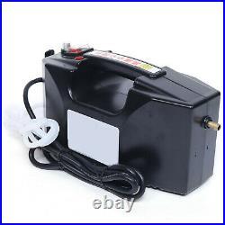 Portable Nettoyeur Vapeur à Main 220V Multi-Usage Haute Pression + Accessoires