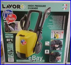 Pour noël Nettoyeur Haute Pression eau chaude 145 bars Lavorwash NHP Not Karcher