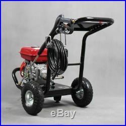 Promo Nettoyeur Haute Pression Thermique 240 Bars / 3500psi 6.5 HP