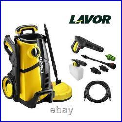 Promotion Lavor Nettoyeur haute pression 2100 W 150 bar avec accessoires