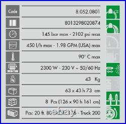 Promotion Lavor Nettoyeur haute pression Eau chaude 145 Bars 450L/h RIO 11