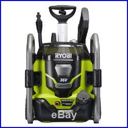 Ryobi Nettoyeur haute pression Lithium+ 36V, Moteur sans charbons
