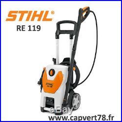 STIHL Nettoyeur Haute Pression RE 119