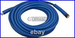 Tuyau Pour Nettoyeur Haute Pression Couleur Bleu Ø 3/8 Longueur 25 M 83636