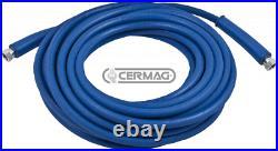 Tuyau Pour Nettoyeur Haute Pression Couleur Bleu Ø 5/16 Longueur 20 M 84110