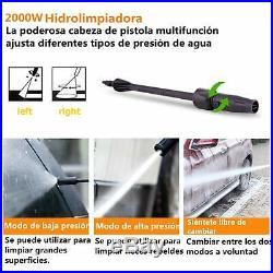 Voluker Nettoyeur Haute Pression de Pression, 150Bars, 450L / H. 2000W. 1000m