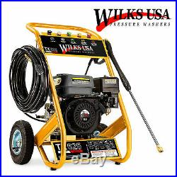 Wilks-USA 272 Bar Nettoyeur Haute Pression TX625 moteur à Essence très Puissant