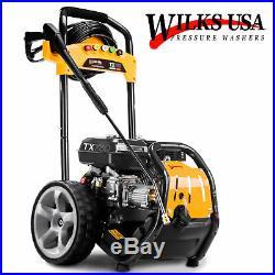 Wilks-USA 272 Bar Nettoyeur Haute Pression TX750i moteur à Essence très Puissant