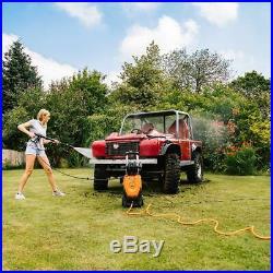 Yard Force Nettoyeur Haute Pression Pour Usage Intensif, 150 Bar 2000w